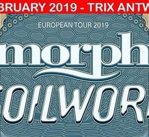Amorphis - Soilwork I Trix