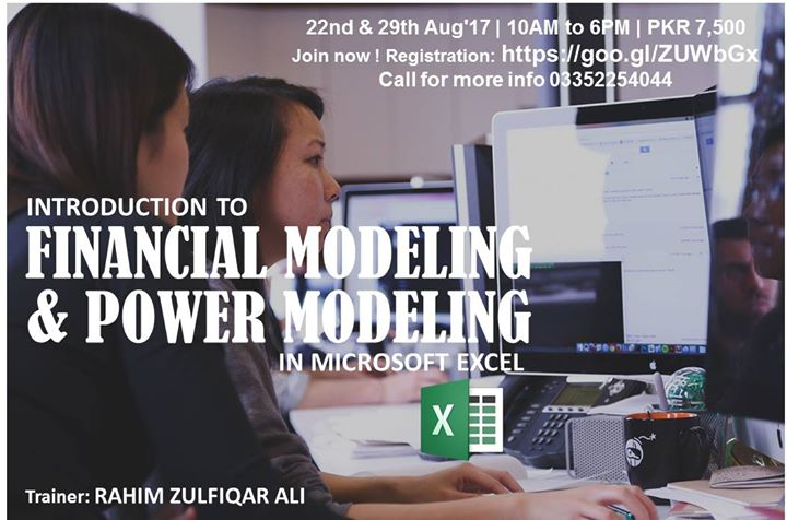 Introduction To Financial Modeling Power In Excel At City Links