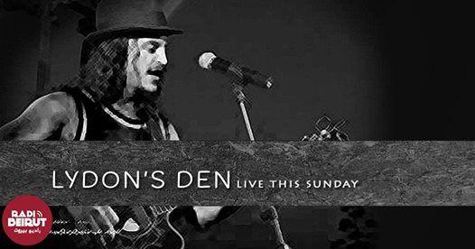 Lydons Den [LIVE] at Radio Beirut