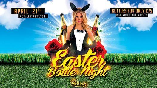 Easter Bottle Night