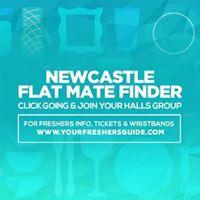 Newcastle &amp Northumbria Flat Mate Finder 2017