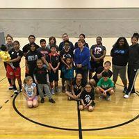 NWA and Port Gamble Sklallam Basketball Games