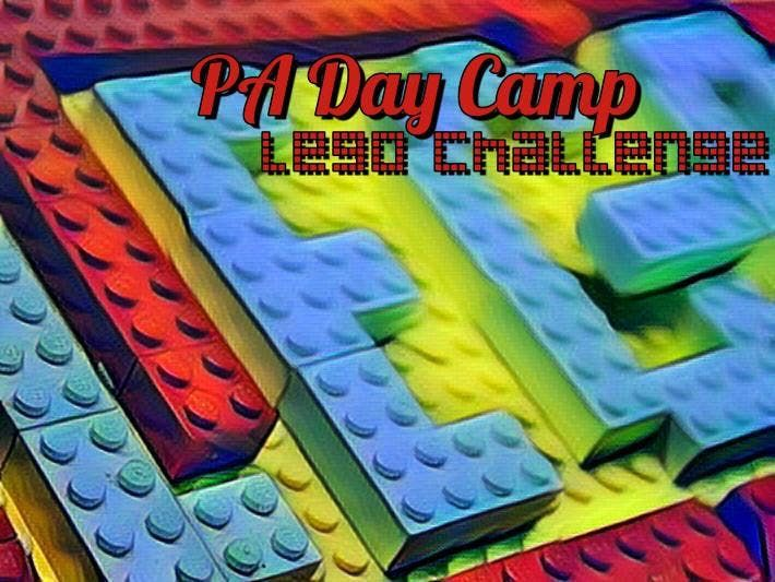 PD Day Camp - Lego Challenge
