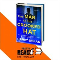 Launch for Ann Arbors Harry Dolans New Thriller