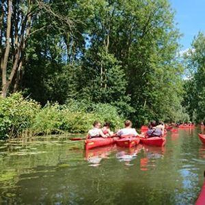 Explore Utrecht in a Canoe
