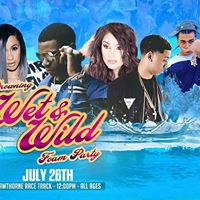 Vic Villa Supports Wet n Wild Foam Party W A Boogie &amp Friends