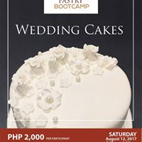 Pastry Demo Wedding Cakes