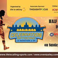 Celebration Mysore Half Marathon  10K &amp 6K 2017