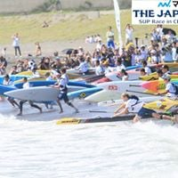 The JAPAN CUP SUP Race in Chigasaki 2016
