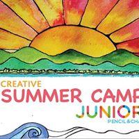 Creative Summer Camp by Junior Pencil &amp Chai