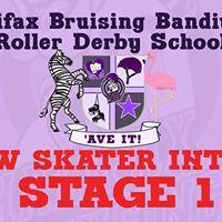 New Skater Intake Stage 1 - HBB Roller Derby