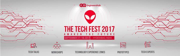 The Tech Fest 2017 - Awaken The Future