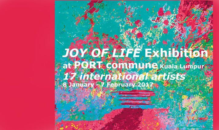 Joy of Life Exhibition