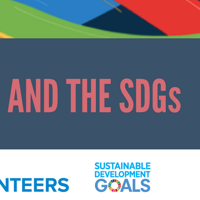A conversation on volunteering and the Sustainable Development Goals