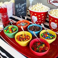 National Popcorn Day Party