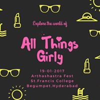 All Things Girly Sale