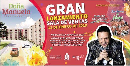 Gran lanzamiento de Doa Manuela Apartamentos