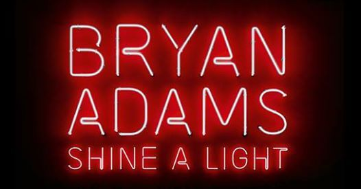Bryan Adams Live in Christchurch