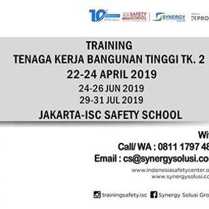 Training Tenaga Kerja Bangunan Tinggi Tk. 2