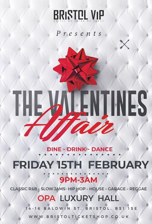 The Valentines Affair
