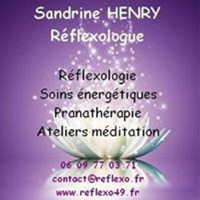 Sandrine Henry, réflexologie, accompagnement bien-être holistique - Angers