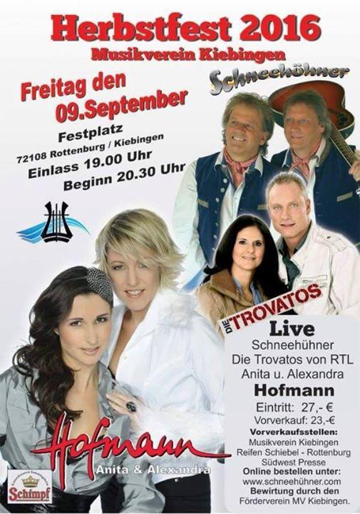 Anita Alexandra Hofmann Schneehühner Und Die Trovatos At