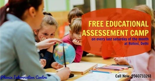 Free Educational Assessment Camp