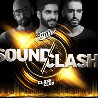 Miller Soundclash  Convidados Chemical Surf e Gabriel Boni