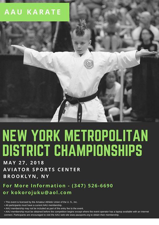 New York Metropolitan District Championship