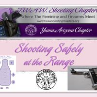TWAW Intro and Range Safety Clinic