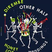 Dikembe Other Half Honey Joy &amp Weddings - London