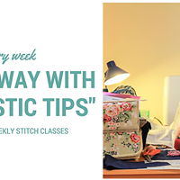 Weekly Sewing &amp Dressmaking Stitch Classes in Hove