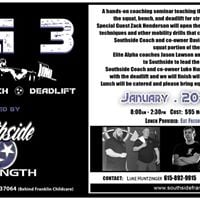 The Big 3 by Southside Strength and Conditioning