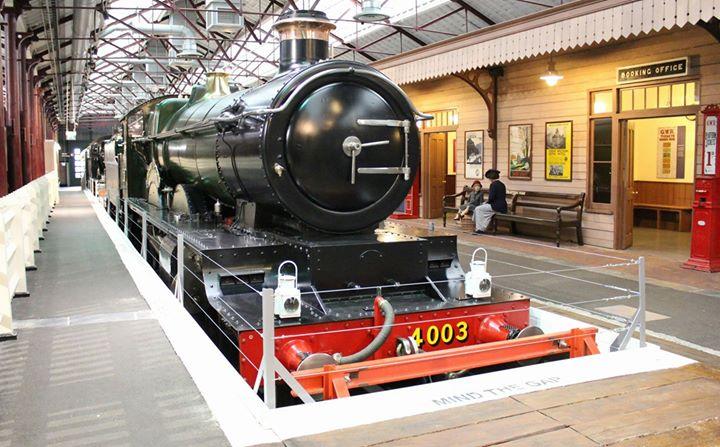 Rideout - Join Dorset - Steam Swindon