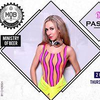 Ladies Night with DJ Pasha at MOB CP