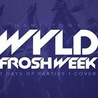 WYLD Frosh Week Hamilton 2017