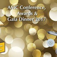 AMC Conference Awards &amp Gala Dinner 2017