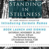 Standing in Stillness Book Launch