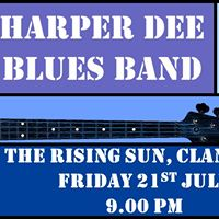 Harper Dee at The Rising Sun Clanfield