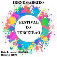 Festival Do Terceiro &quotB&quot - Irene Garrido 2017