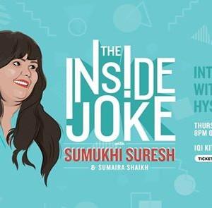 The Inside Joke ft. Sumukhi Suresh at 1Q1