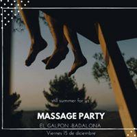 Massage Party