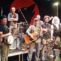 I Luf in concerto alla Festa degli Alpini di Capriano (MB)