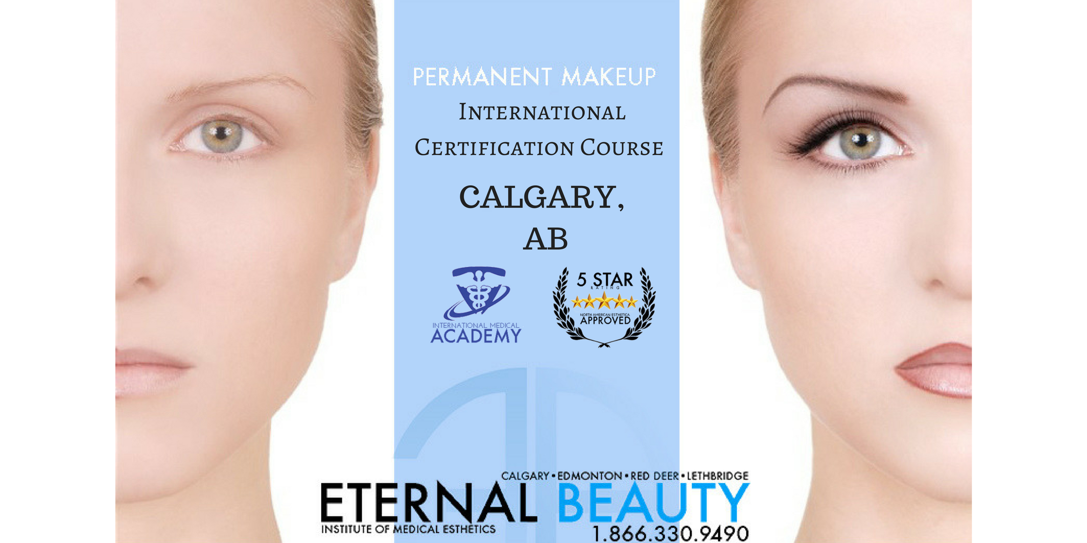 Permanent Makeup Certification Course At Calgary Calgary