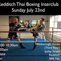 Redditch Thai Boxing Interclub