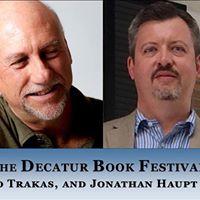 Porch Talk Live at the Decatur Book Festival
