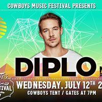 Diplo - July 12th