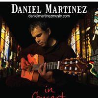 Daniel Martinez in Concert
