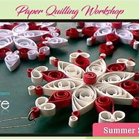 Basic Paper Quilling Workshop