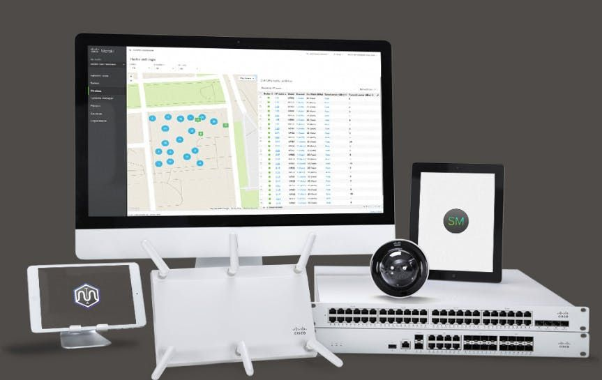 Cisco Meraki Minilab